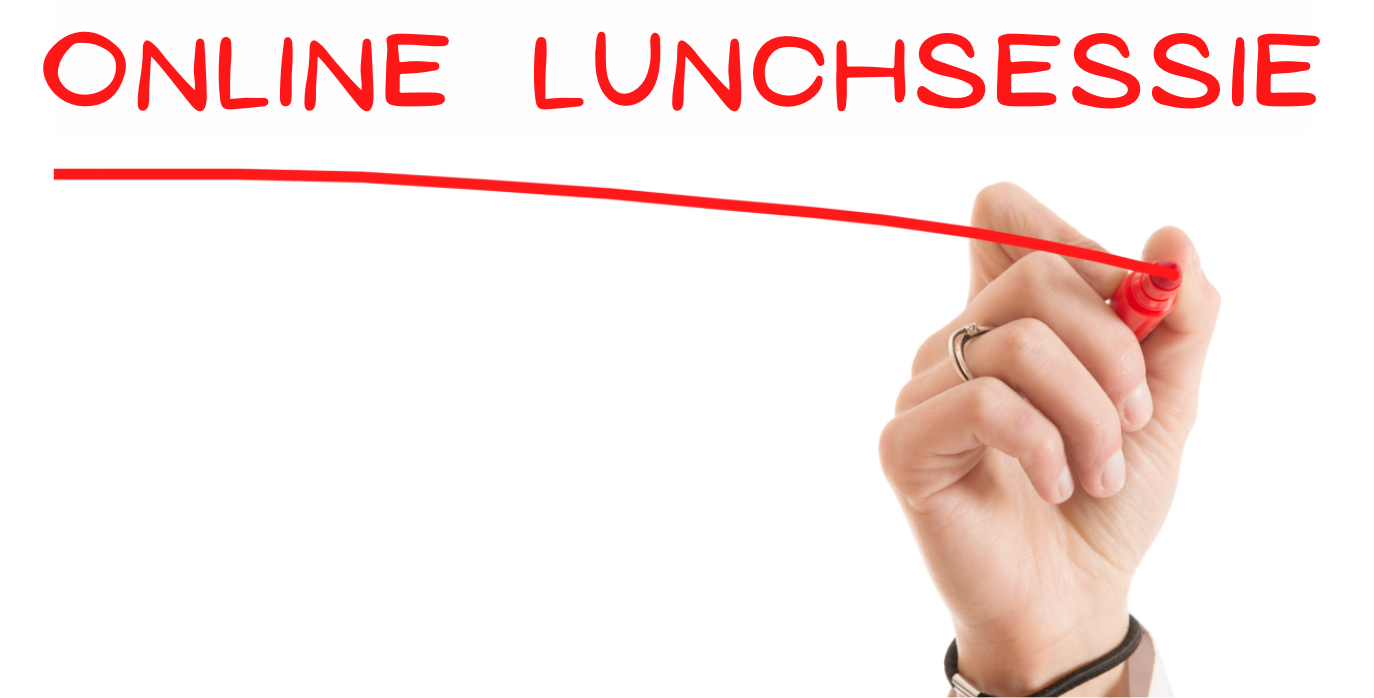 Online lunchsessie