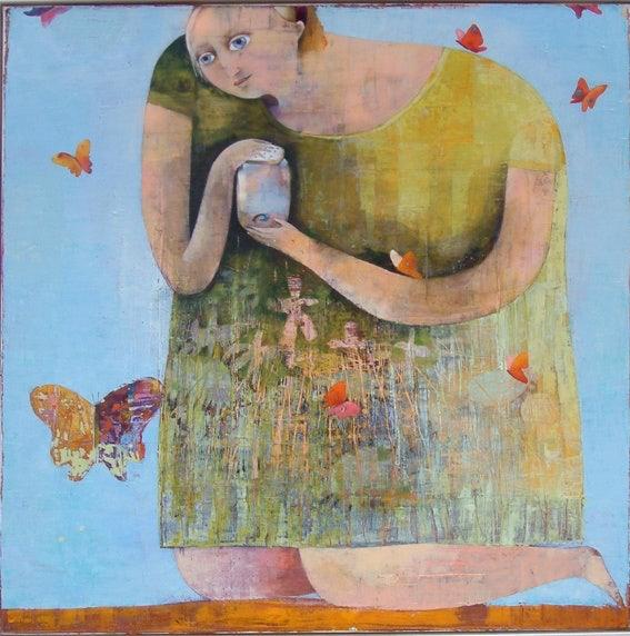 Francis Killian - Vlinders
